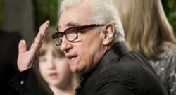 Le réalisateur américain Martin Scorsese en février 2012 à Hollywood