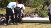 Un débris d'avion a été retrouvé au large de la Réunion