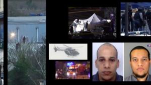 Assauts simultanés à Paris et Dammartin après deux prises d'otages, le récit d'une journée effarante