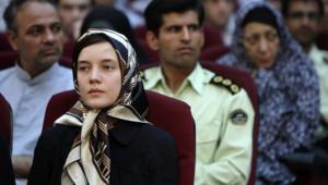 Clotilde Reiss Nazak Afshar Iran