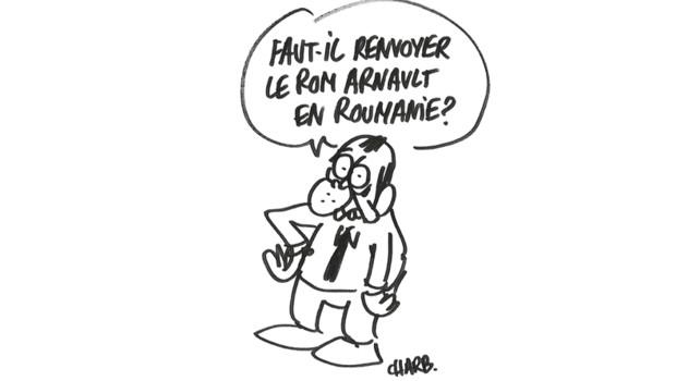 Dessin de Charb du 11 septembre 2012.