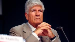 Maurice Lévy, président du directoire du groupe Publicis (31/08/2011)