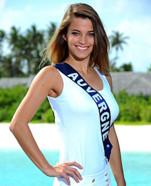 Miss Auvergne 2010 - Clémence Olesky- Election candidate Miss France 2011- © SIPA - Interdit à toute reproduction, téléchargement ou stockage