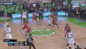 Nanterre basket pro A