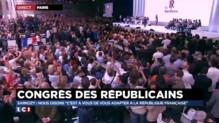 """""""On n'est pas citoyen français, seulement parce qu'on habite en France"""" tance Sarkozy"""
