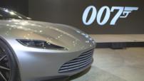 Aston Martin DB10, nouvelle voiture de James Bond dans le 200 Chrono de l'émission Automoto du 7 décembre 2014