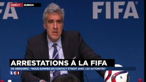 """Fifa : """"L'élection du président aura lieu comme prévu"""""""
