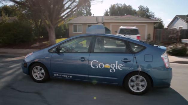 news automoto google car la voiture autonome c 39 est. Black Bedroom Furniture Sets. Home Design Ideas