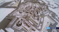Le 13 heures du 1 février 2015 : Zoom sur les Pays-Bas : Bourtange, la ville fortifiée - 1754.764