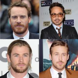 Top 10 des hommes les plus sexy du cinéma par le magazine Total Films