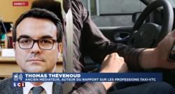 """UberPop suspendu en France : """"Il faut des règles du jeu"""", affirme Thévenoud"""