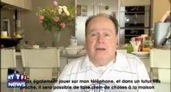 Un homme paraplégique développe un téléphone qui répond aux mouvements de la tête