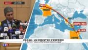 """Vol Paris-Le Caire : """"Les Français ont les informations"""", assure un ministre égyptien"""