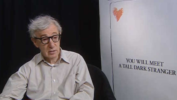 Woody Allen - Cannes 2010