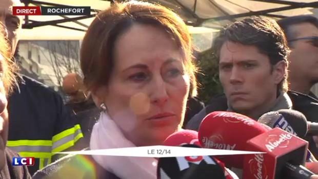 """Accident mortel de car scolaire à Rochefort : """"Le chauffeur n'a rien pu faire,"""" précise Royal"""