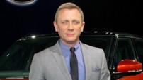 Daniel Craig à la présentation du Land Rover Range Rover Sport en 2012