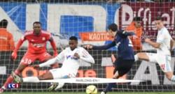 Football : le PSG remporte le Classico face à l'Olympique de Marseille