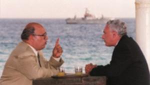 israel palestine taba nabil chaath et amnon lipkin shahak