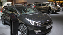Kia pro_cee&#039;d Mondial Auto 2012