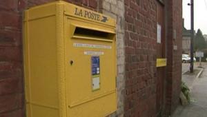 La Poste boîte aux lettres