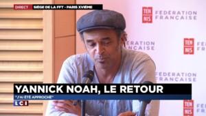 """Noah : """"Il était hors de question de me lancer dans une aventure sans avoir parlé aux joueurs"""""""