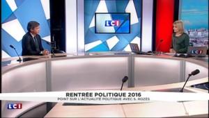 Rentrée politique 2016 : occuper la scène médiatique, une nécessité pour François Hollande ?