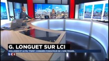 """Taubira """"tract ambulant pour le FN"""" : Longuet trouve l'expression """"pas très élégante pour une femme"""""""