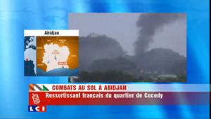 """A Abidjan, un ressortissant français parle de """"nombreuses poches de résistance"""""""