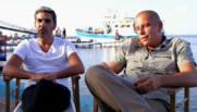 Ary Abittan et Medi Sedoun dans Débarquement immédiat