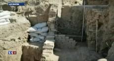 L'Etat Islamique poursuit les pillages d'antiquités en Syrie et en Irak