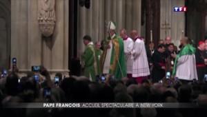 La journée chargée en symboles du pape François à New York