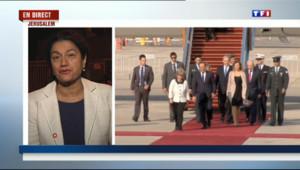 """Le 20 heures du 17 novembre 2013 : Hollande ��salem : """"Un d�t de d�acement un peu bouscul�- 521.643"""