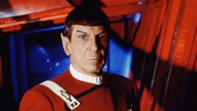 Leonard Nimoy alias Spock dans Star Trek