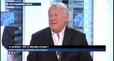 Loi taubira : la réaction de Goasguen à la phrase de Sarkozy