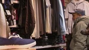 magasin vêtement soldes