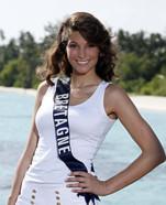 Miss Bretagne 2010 - Laury Thilleman - Election candidate Miss France 2011- © SIPA - Interdit à toute reproduction, téléchargement ou stockage