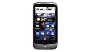 """Voici le """"Nexus One"""", le premier Smartphone de Google"""