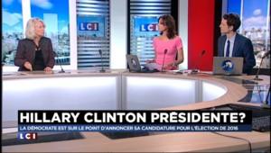 Candidature d'Hillary Clinton : deux scandales risquent de desservir la démocrate