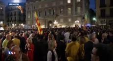 Des milliers de Catalans réclament le droit de voter pour l'indépendance de leur région