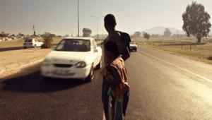 Image tirée du clip réalisé par Luc Besson pour la Fédération Internationale de l'Automobile.