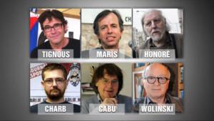 Le 13 heures du 8 janvier 2015 : Charlie Hebdo : qui sont les 12 victimes de l'attentat ? - 1590.362