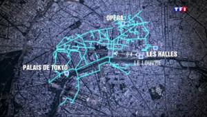 Le 20 heures du 10 mai 2015 : L'eau de Seine pour rafraîchir les immeubles - 454