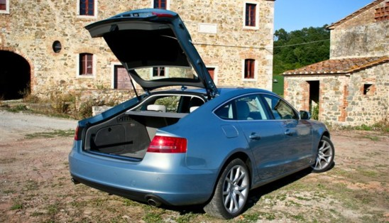2009 audi a5 sportback 2 7 tdi related infomation specifications weili automotive network. Black Bedroom Furniture Sets. Home Design Ideas