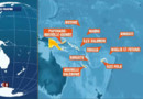 """Séisme au Pacifique : """"un risque de deuxième vague"""" en Nouvelle-Calédonie"""