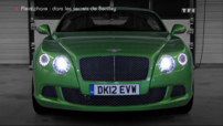 Sujet Automoto Bentley 2013