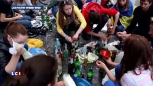 Ukraine : dans l'enfer des flammes à Odessa