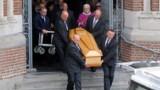 Caudry : des centaines de personnes aux obsèques d'Aurélie Châtelain