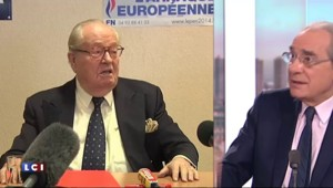 "Bernard Debré : ""Jean-Marie Le Pen, c'est l'ADN"" du FN"