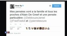 """Décès d'Alain De Greff, """"un grand de la télé"""""""