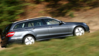 Essai Mercedes E Break 250 CGI BlueEFFICIENCY : premier de la Classe